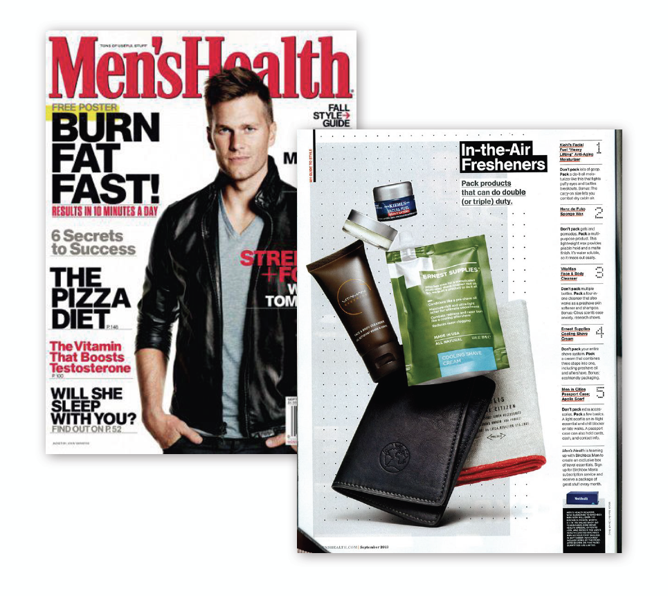 Men's Health - Vitaman.ca